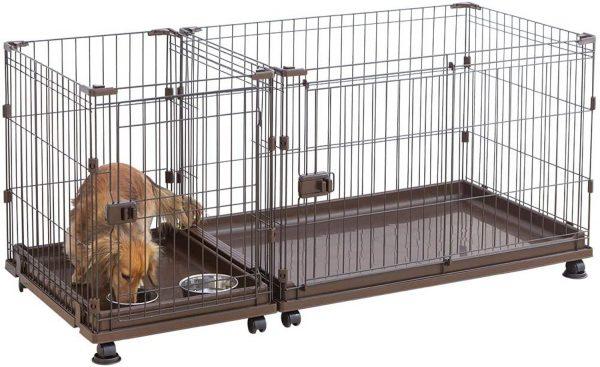 犬用サークルの写真